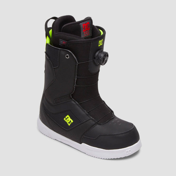 DC Scout BOA Snowboard Boots Black