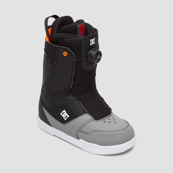 DC Scout BOA Snowboard Boots Frost Grey