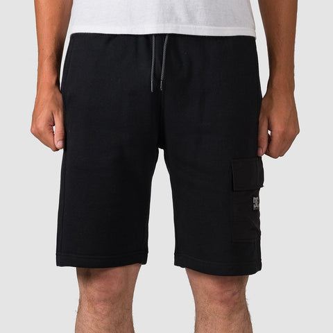 DC Simmons Sweat Shorts Black