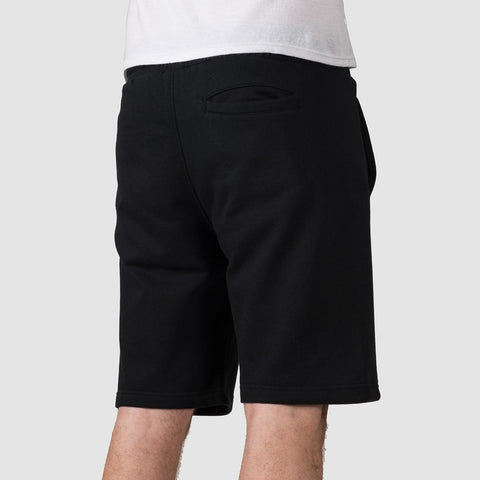 DC Simmons Sweat Shorts Black - Clothing