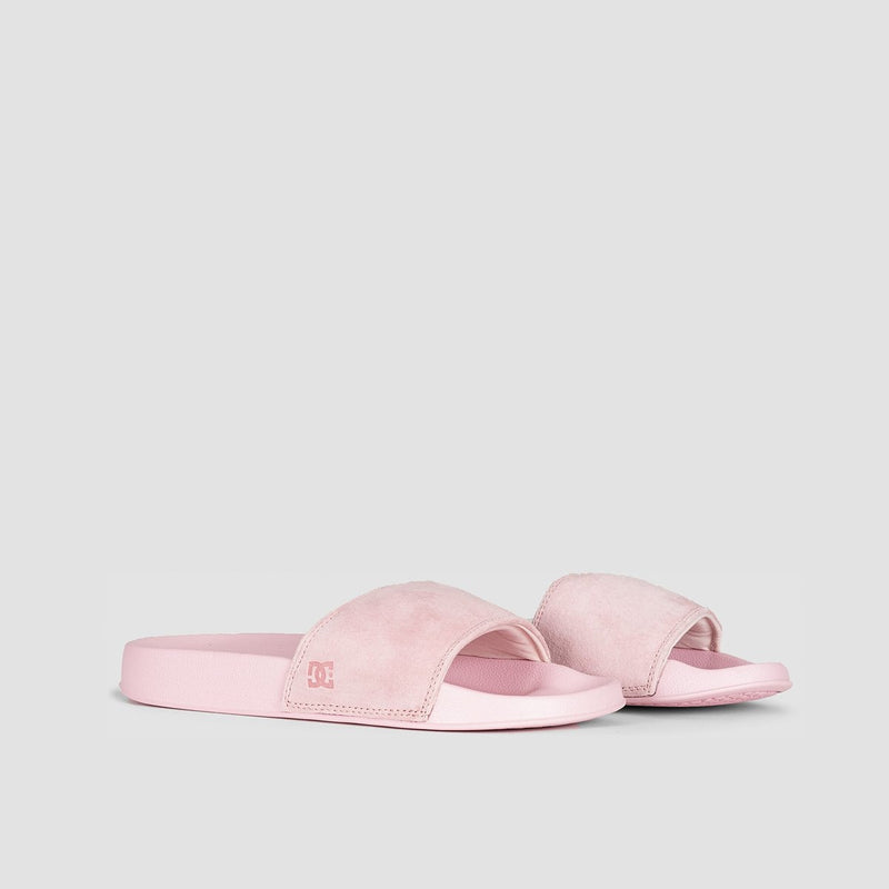 DC Dc Slide SE Sliders Pink - Womens - Footwear