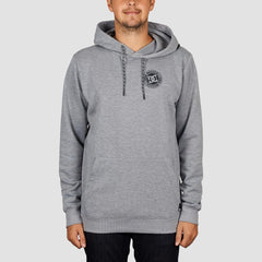DC Snowstar Pullover Hood Neutral Grey Heather - Clothing