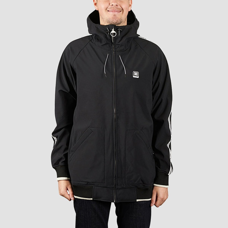 DC Spectrum Snow Jacket Black - Snowboard