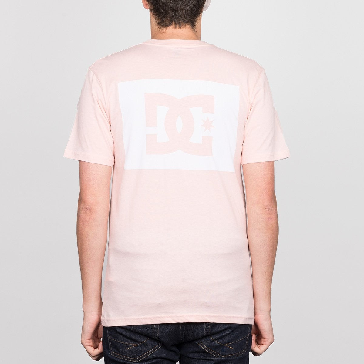 DC Stage Box Tee English Rose - Clothing