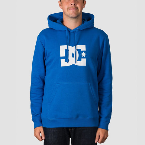 DC Star Pullover Hood Nautical Blue