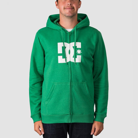 DC Star Zip Hood Amazon