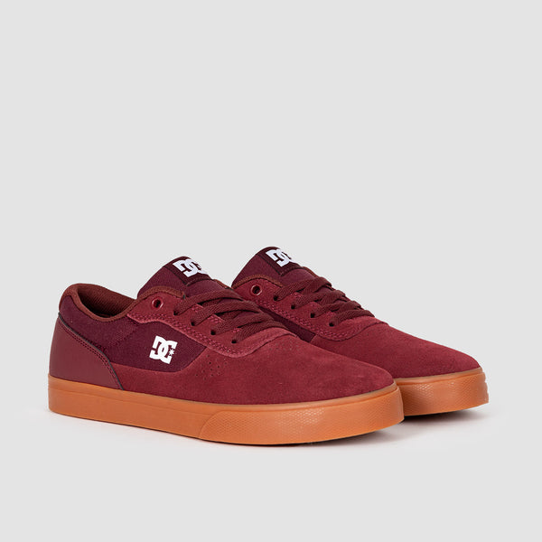 DC Switch Burgundy