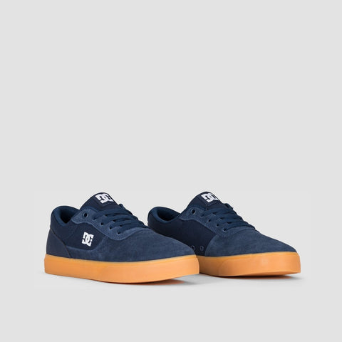 DC Switch Navy/Gum - Footwear