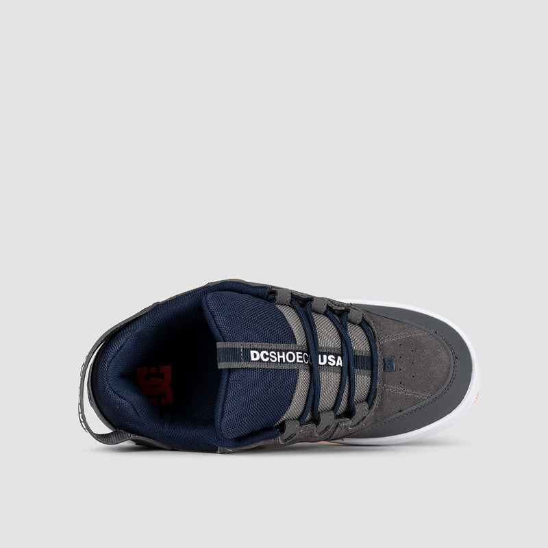 DC Syntax Grey/Dark Navy - Kids