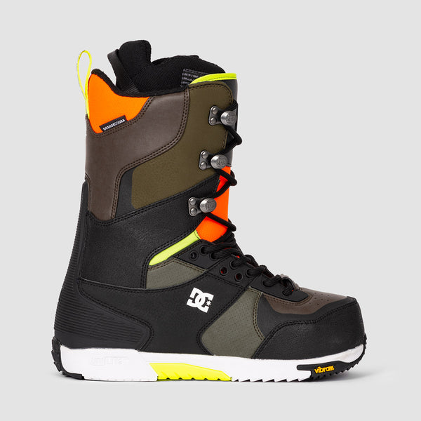 DC The Laced Snowboard Boots Multi