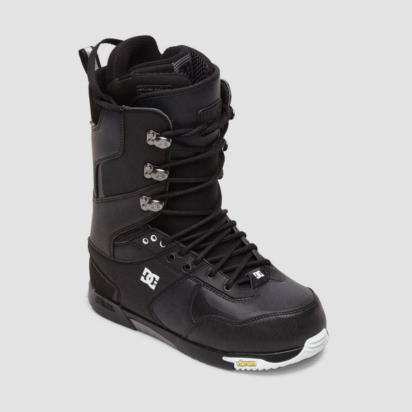 DC The Laced Snowboard Boots Black