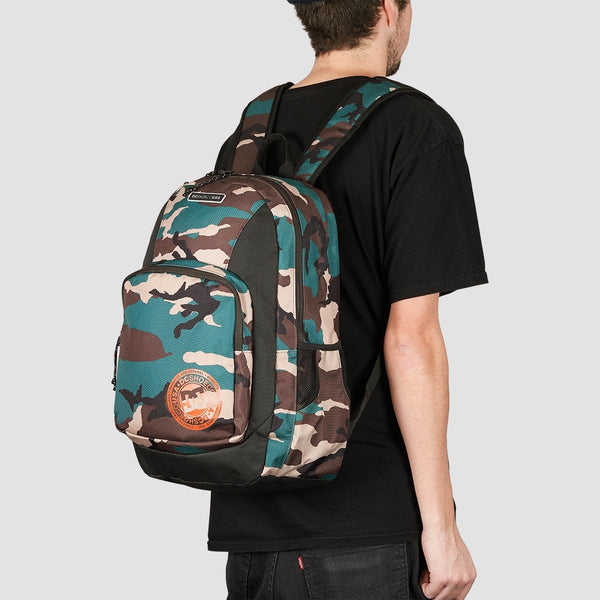 DC The Locker 23L Backpack Camo - Accessories