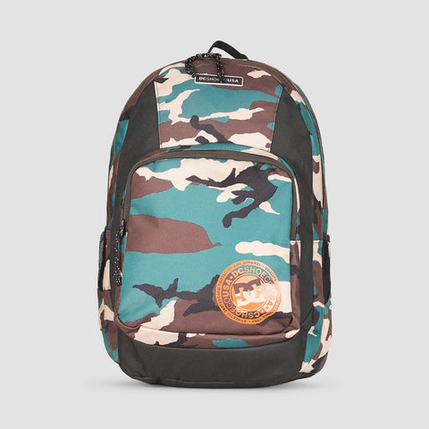 DC The Locker 23L Backpack Camo