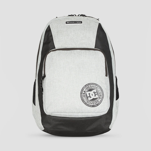 DC The Locker 23L Backpack Grey Heather - Accessories