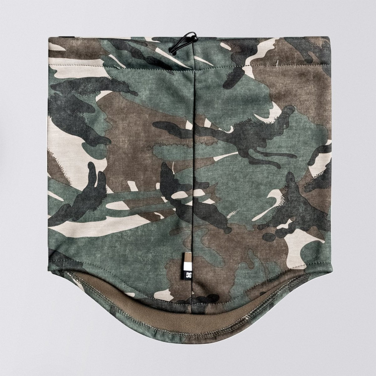 DC Thief Neck Warmer Woodland Camo - Snowboard