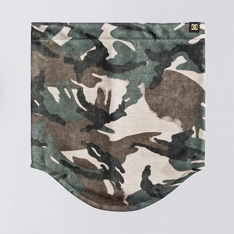 DC Thief Neck Warmer Woodland Camo