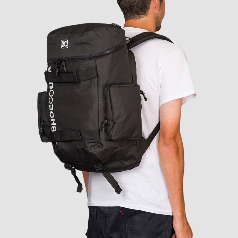 DC Top Dunker 31L Backpack Black
