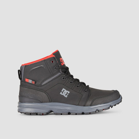 DC Torstein Boot Black/Grey/Red