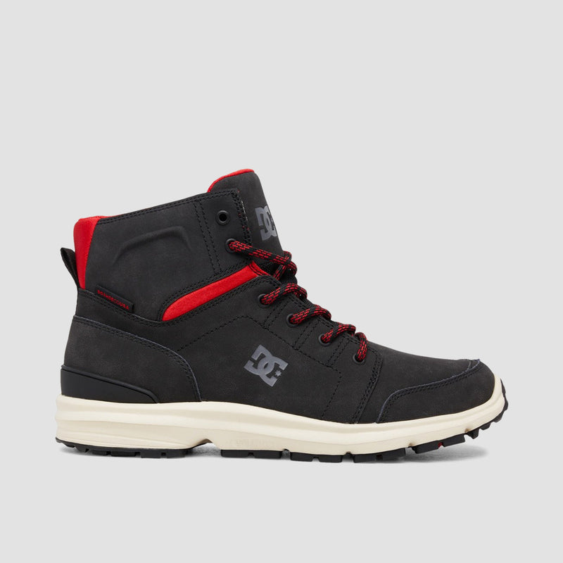 DC Torstein Boots Black/Grey/Red