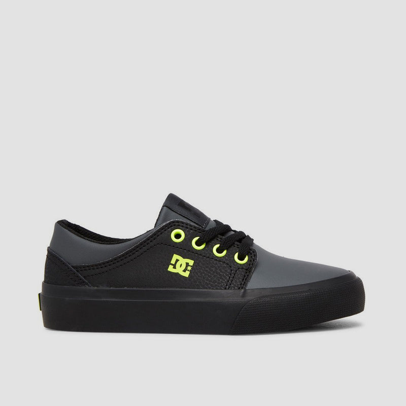 DC Trase Black/Yellow - Kids