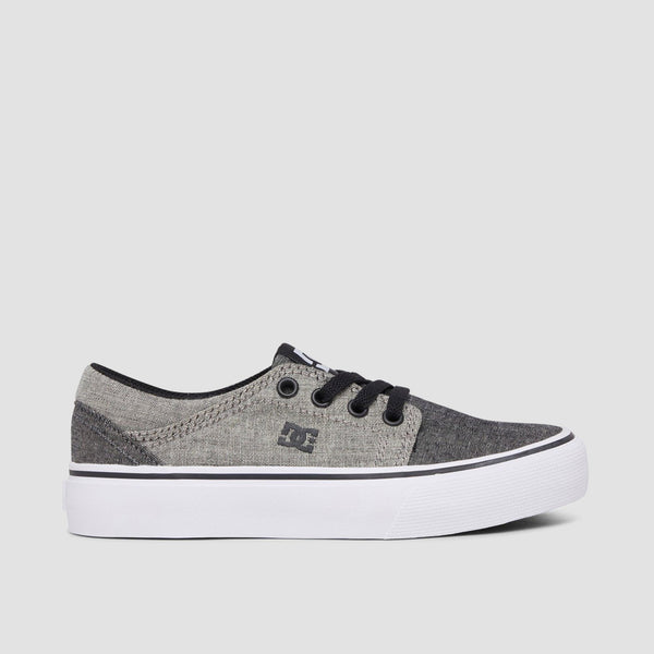 DC Trase Grey Heather - Kids