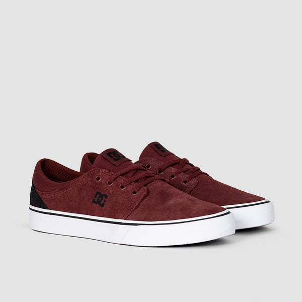DC Trase SD Black/Dark Red