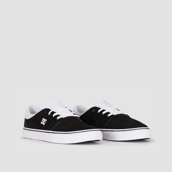 DC Trase SD Black/Black/White - Footwear