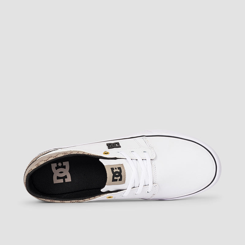 DC Trase SE SN Black/White/Brown