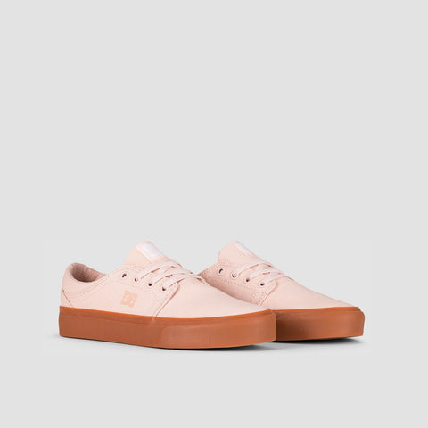 DC Trase TX Peach Parfait - Womens - Footwear