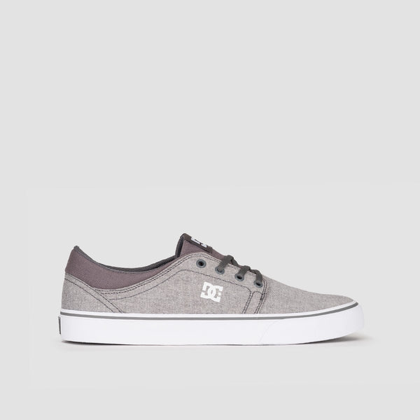 DC Trase TX SE Grey Heather - Footwear