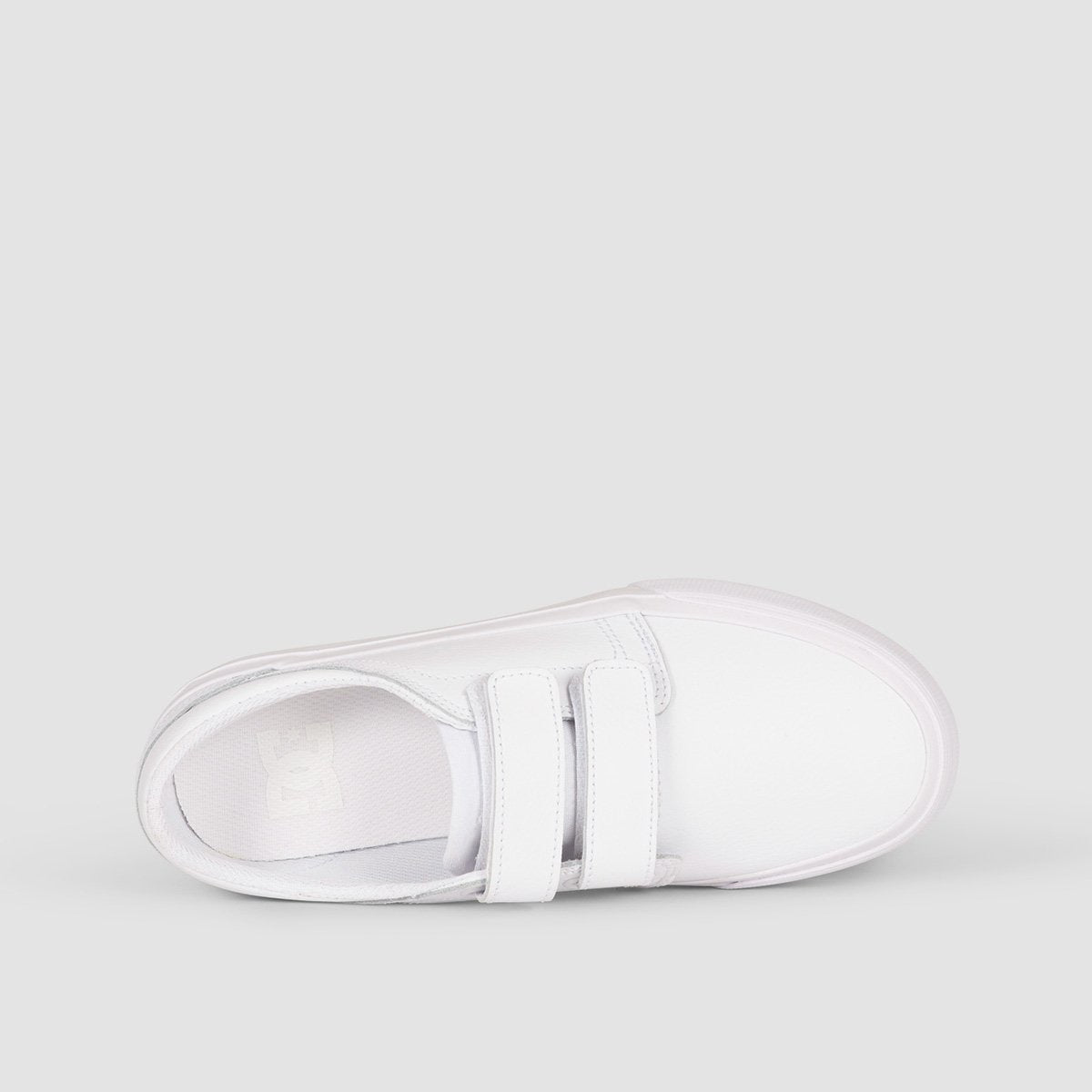 DC Trase V SE White/White/Athletic - Womens - Footwear