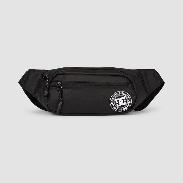 DC Tussler Bum Bag Black