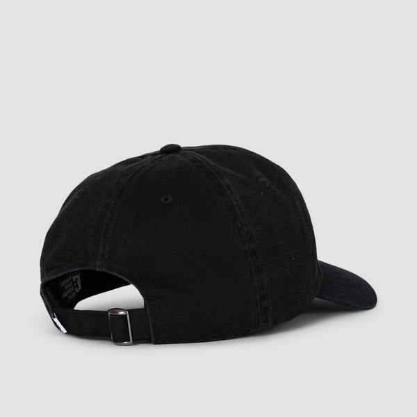 DC Uncle Fred 2 Cap Black