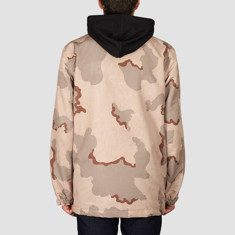 DC Union Snow Jacket Incense Dcu Camo Men - Snowboard