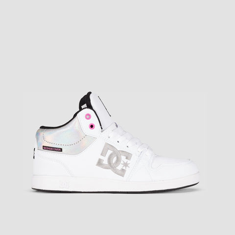DC University Plus SE SN White Geo - Womens