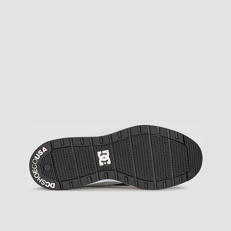 DC Vandium SE Grey/Grey/Black - Footwear