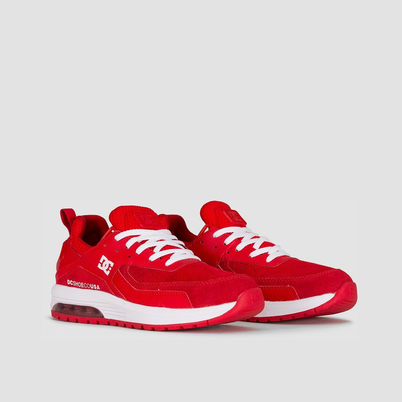 DC Vandium SE Red - Womens - Footwear