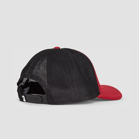 DC Vested Up Trucker Cap Pomegrenate - Accessories