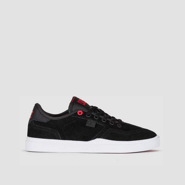 DC Vestrey SE Black/White/Red - Womens - Footwear