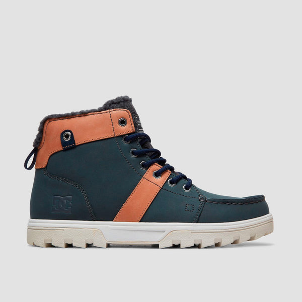 DC Woodland Boots Brown/Grey