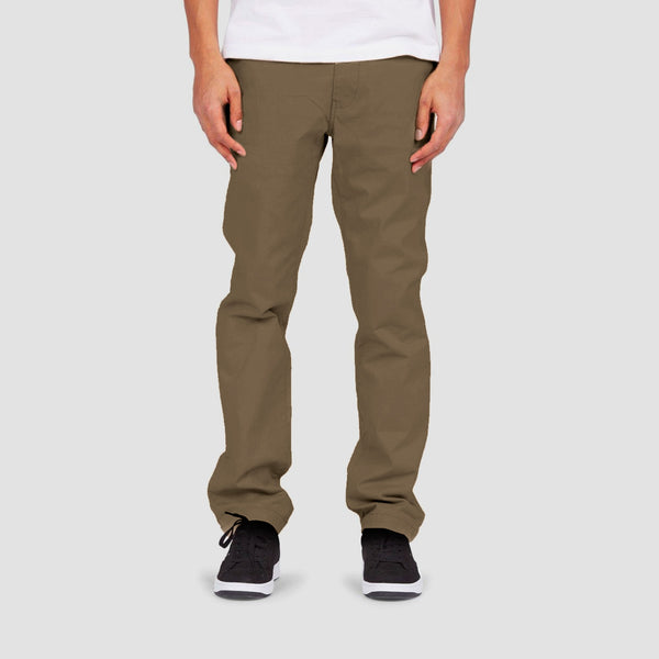 DC Worker Chino Pant Fatigue Green