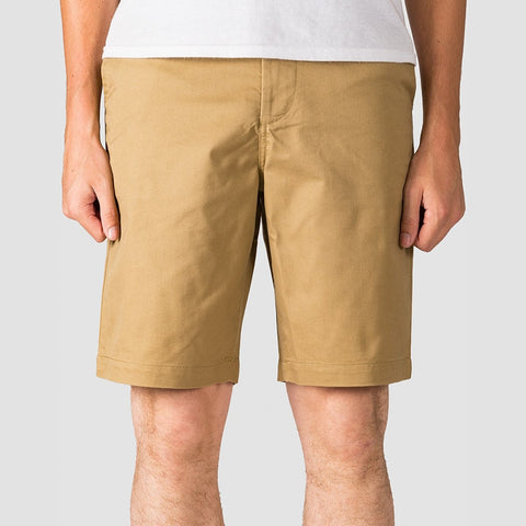 "DC Worker Straight 20.5"" Chino Shorts Khaki"