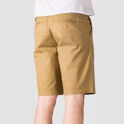 DC Worker Straight 20.5 Chino Shorts Khaki - Clothing