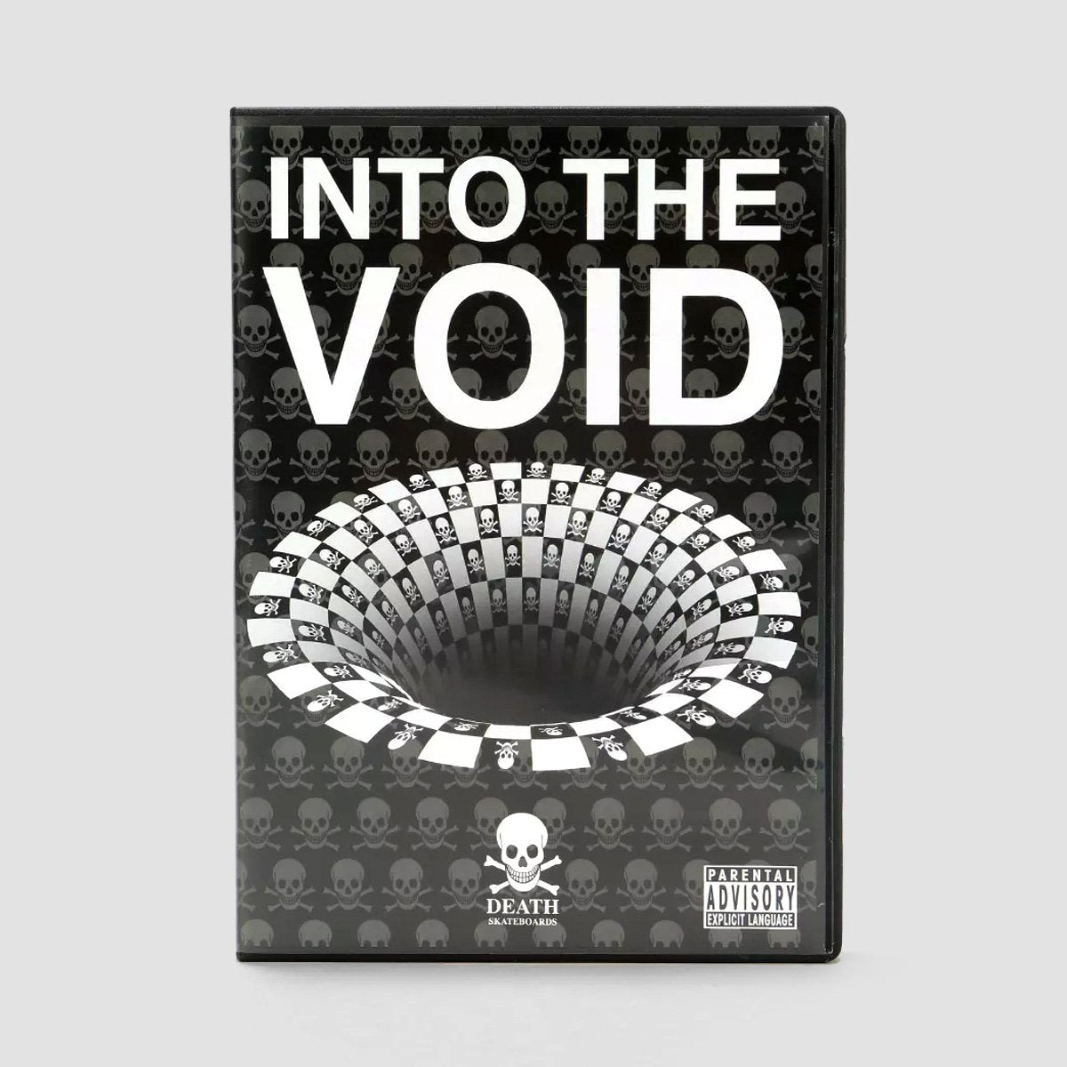 Death Into The Void DVD - Skateboard