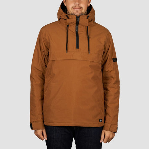 Dickies Belspring Jacket Brown Duck