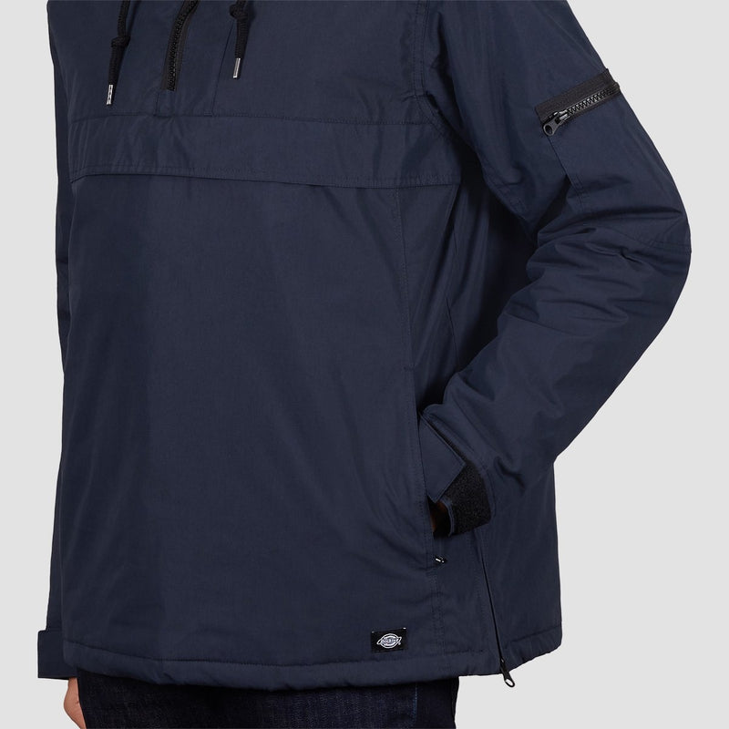 Dickies Belspring Jacket Dark Navy - Clothing
