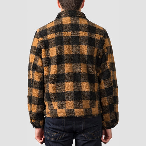 Dickies Cawood Jacket Brown Duck - Clothing