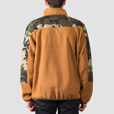 Dickies Denniston Sweat Crew Brown Duck - Clothing