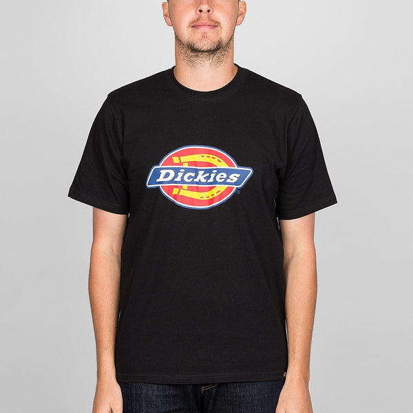Dickies Horseshoe Tee Black - Clothing
