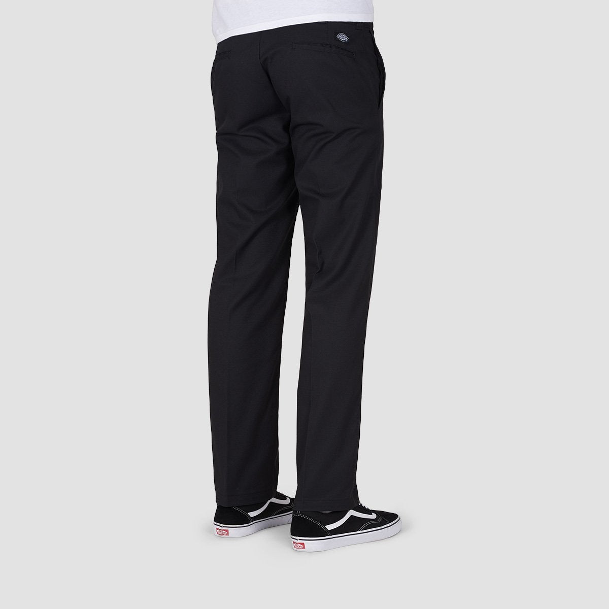 Dickies Industrial Work Pants Black - Clothing